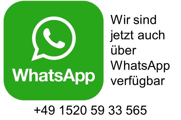 WhatsApp Sitzbezüge