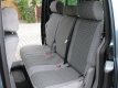VW Caddy Life - Komplettset 5-Sitzer (Vordersitze / Rücksitzbank / Kopfstützen)