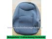 VW Caddy - Komplettset 5-Sitzer (Vordersitze / Rücksitzbank / Kopfstützen)