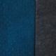 Stoffprobe Venezia blau-graphit